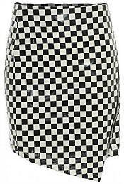 Two Tone/Ska Rude Girl Mini Skirt