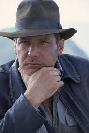 Indiana Jones and the Last Crusade Harrison Ford. I love Richard Castle, but Harrison Ford, Indiana Solo, freaking DEFINES ruggedly handsome. I wanna be him when I grow up. Hollywood Stars, Harrison Ford Indiana Jones, Stars D'hollywood, Actrices Hollywood, Hommes Sexy, Raining Men, Celebs, Celebrities, Good Looking Men