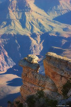 Grand Canyon National Park; photo by Tom Lussier