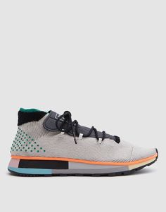 sale retailer 287e2 97b3d AW Run Mid in Light Grey Walking On A Dream, Athletic Shoes, Alexander Wang