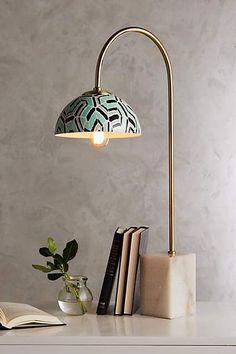 Winding Course Table Lamp - anthropologie.com#UOonCampus #UOContest
