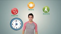 Contra el Reloj - Día mundial de la diabetes One of a series of 1-2 minutes videos about a number of subjects.