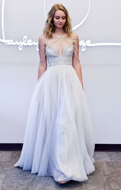 Most Edgy Wedding Dresses From Bridal Fashion Week! | TheKnot.com