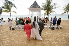 Ocho Rios Jamaica Wedding - Riu Ocho Rios - Destination Wedding