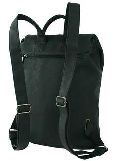 65cf6c6f43e0c Damen City-Rucksack handlicher Daypack mit Laptopfach Kurier-Rucksack  Schule Uni  Ad
