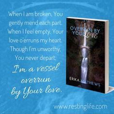 New release! Inspirational poetry collection by Erika Mathews
