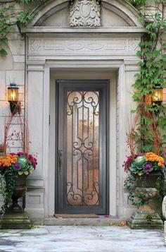 Pin by Sherri Price Thomas on Front Doors | Pinterest | Front doors ...