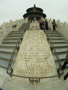 China. The Temple of Heaven, Beijing
