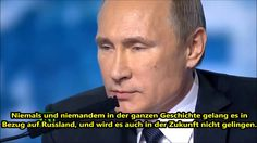 Wladimir Putin: USA wollen uns unterwerfen ll 18.11.14