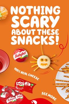 Babybel is a 100% real cheese and 100% real playful snack, making them the perfect Halloween treat. Tap the Pin, and learn more.