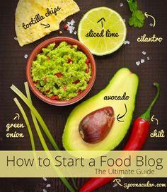 start food blog free