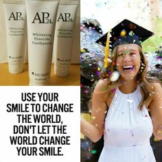For a beautiful white smile, you need this! To learn more & order directly visit: http://kgrego1114.nsproducts.com