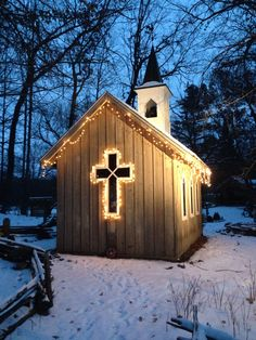 Chapel at the Red Mill, Waupaca, Wisconsin
