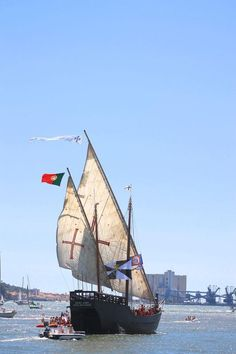 Tall ship Vera Cruz, #Portugal