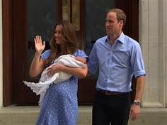 Fresh heir! Royal baby makes world debut with Will and Kate  - TODAY.com