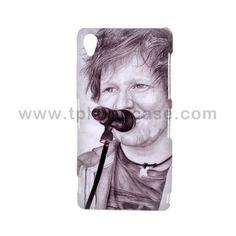 Sony Z3 Full Body Durable Hard Case Design With Ed Sheeran