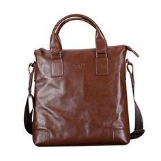 c8dba3ecc9c2 JD-JETRS 2015 new leather men s handbag vertical section A4 file header  layer cowhide soft