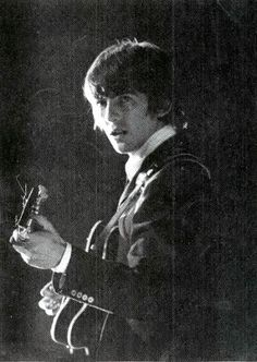 beautiful shot of George