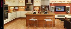 1000 Images About Kitchen On Pinterest Pendant Lights Open Plan Kitchen And Open Plan Living