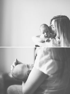 Sweet mom and baby photos