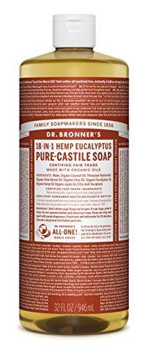 Dr. Bronner's Pure Castile Soap - Fair Trade and Organic ... https://www.amazon.com/dp/B0089IRAXA/ref=cm_sw_r_pi_dp_x_0OEtybNM2V1MA