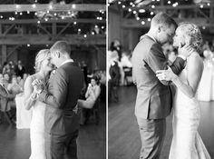First Dance. Happy bride and groom in their first dance. Devils Thumb Ranch Wedding Photographers. Amy Caroline Photography.
