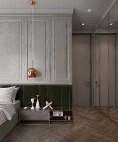Modern Classic, IQOSA #luxurybedroomsuite