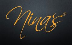 Logo Design for ninas