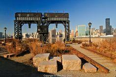 Gantry Plaza State Park - Google Search