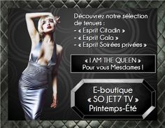 SO TV - Fashion look made in France Fashion Tv, Fashion Looks, Madame, New Look, Your Style, France, News, How To Make, Man Women
