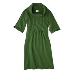 $24.99  Mossimo Supply Co Juniors Cowl Neck Sweater Dress - Assorted Colors