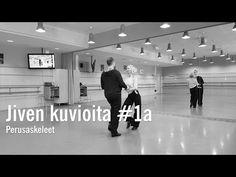 (1) Jiven kuvioita nro 1a /perusaskeleet - YouTube