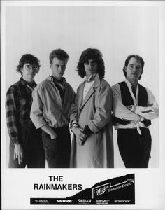 The Rainmakers Promo Photo Miller Band Network