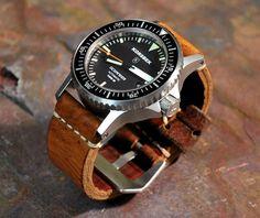 Korsbek Oceaneer Vintage Leather Ammo