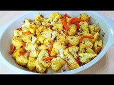 Romanian Food, Food Videos, Cauliflower, Vegan, Vegetables, Youtube, Diet, Cauliflowers, Vegetable Recipes