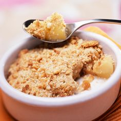 Pear Recipes, Healthy Recipes, Sugar Love, Thermomix Desserts, Mini Cheesecakes, Biscuits, Oatmeal, Appetizers, Cooking Recipes