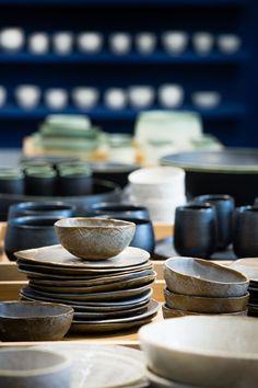 mountain home decor Jean Miro, Deco Paris, Boutique Decor, Boutique Shop, France Photography, Paris Shopping, New Crafts, Stores, Ceramics