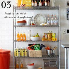 24 Idéias para você roubar para seu apartamento alugado!