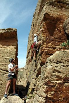 Climbing in New Mexico is as diverse as the landscape itself.