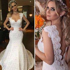 Esse vestido! ❤ Dica do @brideoftheyear!  #prontaparaosim #👰🏻