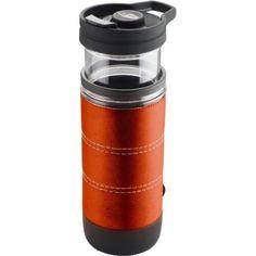 "Camping Kitchen :""GSI Outdoors Commuter Javapress Coffee Mug : Orange : 15 fl. oz."" * See this great image"