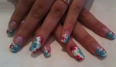 Creative Floral Nails Designs for Inspiration