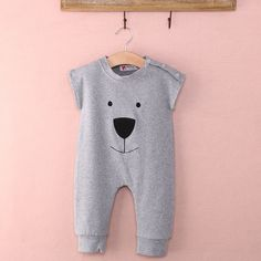 Fashion brand baby boys girls rompers exclusive Deers England style with hat warm 100% cotton clothes one-piece