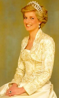 Princess Diana - My twelvth cousin three times removed