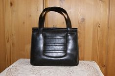 Kelly Bag Kelly Bag, Leather Backpack, Backpacks, Bags, Etsy, Vintage, Fashion, Dark Brown, Handbags