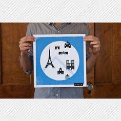 Paris: o Sena e seus monumentos