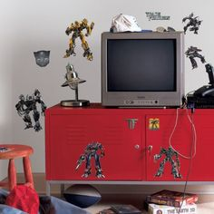 ROOMMATES RMK1091SCS Transformers 3 Peel  Stick Wall Decals >>> Learn more by visiting the image link.