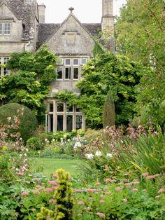 Barnsley House, England, unattributed