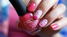 Panna Marchewka: O różowych flamingach od Orly