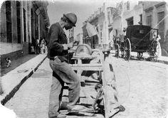 1870 Buenos Aires - Afilador de Cuchillos